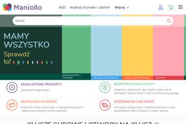 Cetia.pl - zakupy bezpośrednio z hurtowni - Agencja Interaktywna Łódź