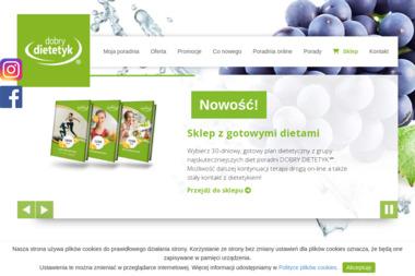 Maciej Ciechanowski psychodietetyk - Dietetyk Starogard Gdański