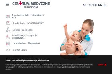 Centrum Medyczne Kamionki - Medycyna pracy Kamionki