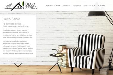 Studio Deco Zebra - Architekt wnętrz Elbląg