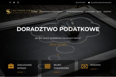 Szymon Krawczyk Doradztwo Podatkowe - Doradca finansowy Łódź