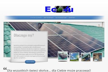 Eco4U - Energia odnawialna Zamość