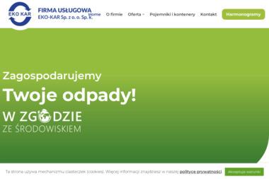 Firma Usługowa EKO-KAR - Wywóz Gruzu Raszków