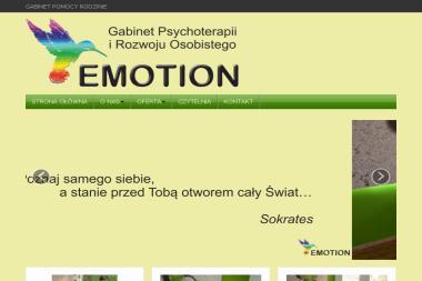 EMOTION - Psycholog Brzeg