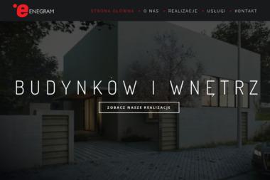 Enegram - Projektowanie wnętrz Wyszków
