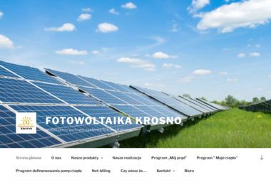 Fotowoltaika Krosno - Baterie Słoneczne Klimkówka