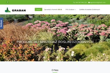 Graban - Projektowanie ogrodów Czarnków