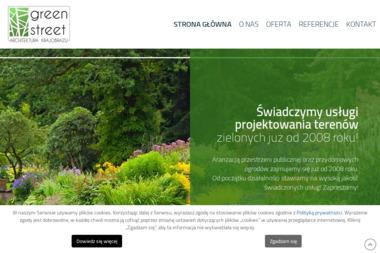 Green Street - Projektowanie ogrodów Siedlce
