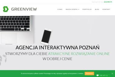 Greenview Sp. z o.o - Pozycjonowanie stron Poznań