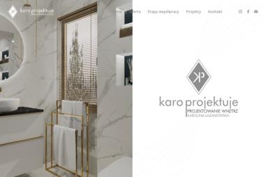 Karo Projektuje - Aranżacje Mieszkań Złotoryja