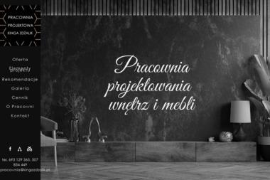 Pracownia Projektowa Kinga Zdżalik - Projekty Mieszkań Puławy