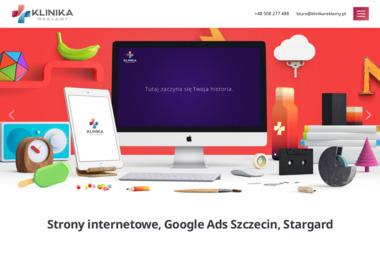 Klinika Reklamy - Pozycjonowanie stron Szczecin