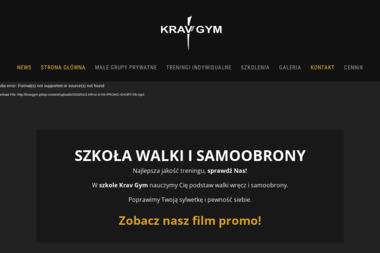 Krav Gym - Sporty walki, treningi Legnica