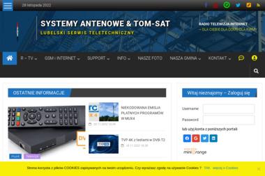 Systemy Antenowe Krupa Piotr - Montaż Anteny Satelitarnej Niemce