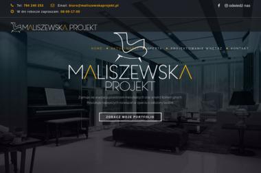 Maliszewska Projekt - Architekt wnętrz Kutno