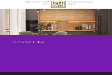 MARTI KUCHNIE - Szafy Do Zabudowy Głogów