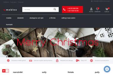 PHU MEBLEX - Meble do sypialni Rzeszów
