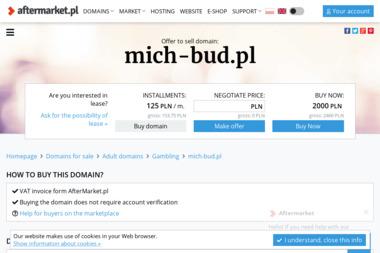 Mich-Bud Lasik Michał - Firma remontowa Paczków