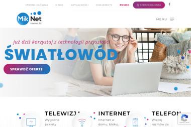 MikNet - Internet Łęczna