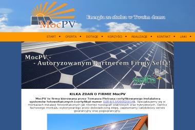 MocPV - Energia odnawialna Opole Lubelskie