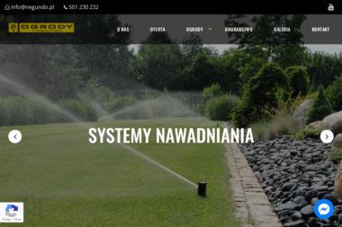 Negundo - Projektowanie ogrodów Góra