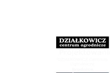DZIAŁKOWICZ Centrum Ogrodnicze - Budowa Ogrodu Zimowego Brodnica