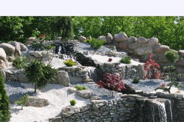 Ogrody Dąbrówka - Projekty Ogrodu Radomsko