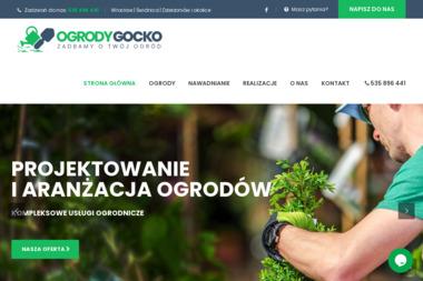 Ogrody Gocko - Projektowanie ogrodów Dzierżoniów
