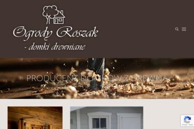 Ogrody Roszak - Altany Kiszkowo
