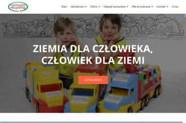 Ostróda Recycling - Wywóz Gruzu Ostróda