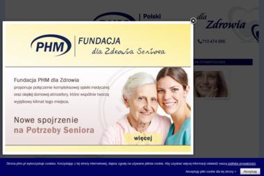 Polski Instytut Medyczny - Centrum seniora - Opieka Wrocław