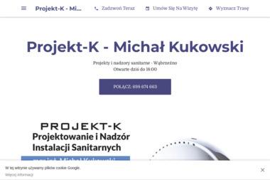 Projekt-K - Projektowanie Instalacji Wod-kan Wąbrzeźno