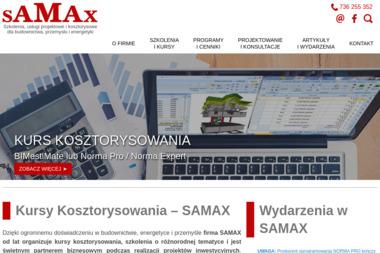 SAMAX - Szkolenia na Wózki Widłowe Gliwice