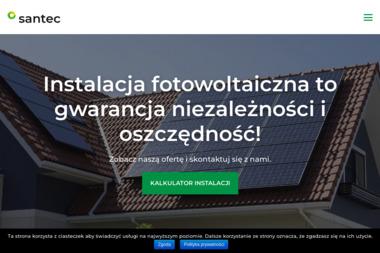 Santec - Energia Odnawialna Łomża