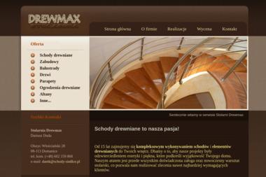 Stolarnia Drewmax - Altany Domanice