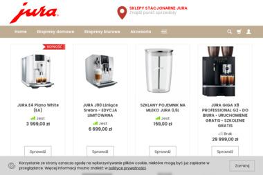 Ekspresy JURA - Sprzeda偶 Ekspresów do Kawy Wroc艂aw