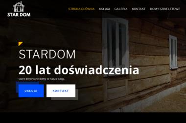 Star-dom - Tarasy Drewniane Siemień