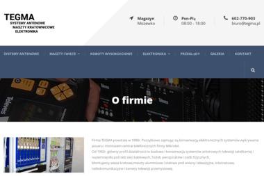 TEGMA - Odśnieżanie dachów Gdańsk