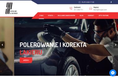 3P Detailing & CarWash - Przyciemnianie Szyb Lublin
