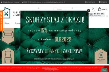 www.ubieramy-meble.pl - Szafy na wymiar Olsztyn