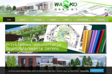 Przedsiębiorstwo Handlowo Usługowe WASKO - Aranżacja Ogrodu Kwidzyn