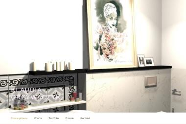 Klaudia Grzywaczyk - projektowanie wnętrz - Projekty Wnętrz Śrem