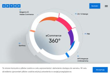 Advox Studio - Reklama internetowa Poznań
