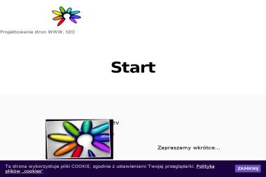Anamaja - Strony internetowe Myślibórz