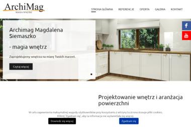 ArchiMag - Architekt wnętrz Nowy Staw