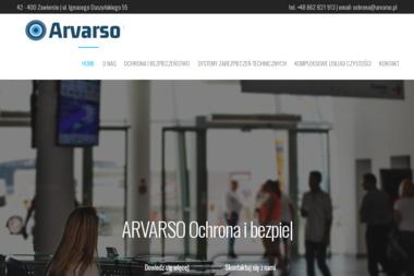 Arvarso - Odśnieżanie Dachów Zawiercie