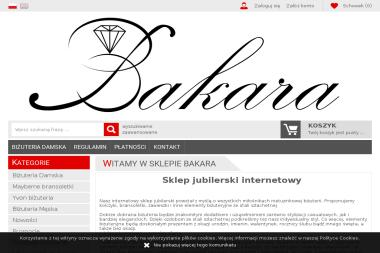 Bakara - Jubilerstwo Jarocin