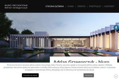 Biuro projektowe Adrian Grzegorczyk - Architekt Wnętrz Żnin