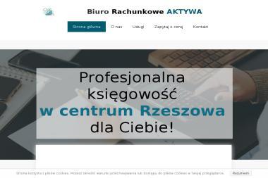 Biuro Rachunkowe AKTYWA - Księgowy Rzeszów