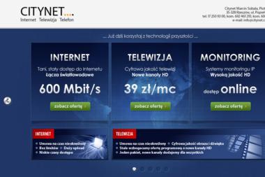 Citynet - Internet Rzeszów